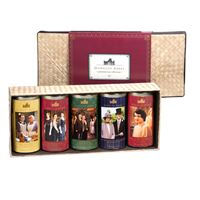 Custom Gift of 5 Downton Abbey Teas