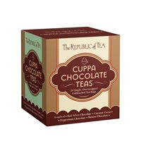 Cuppa Chocolate Tea Sampler Cube