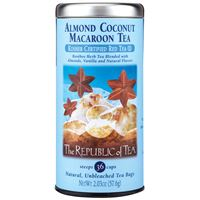 Almond Coconut Macaroon Kosher Certified Red Tea