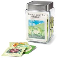 Ultimate Green Tea Bag Assortment Jar