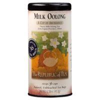 Milk Oolong Tea Bags