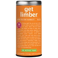 Get Limber™ - Herb Tea for Flexibility