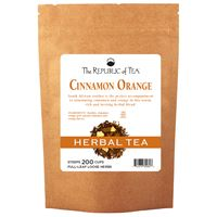 Cinnamon Orange Red Tea Full-Leaf