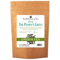 The Peoples Green Decaf Green Full-Leaf