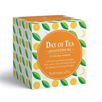 Day of Tea Sampler Cube