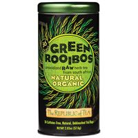 Natural Organic Green Rooibos Tea Bags
