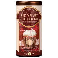 Red Velvet Chocolate Herbal Tea Bags