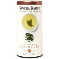 Sencha Kyoto Full-Leaf Loose Green Tea