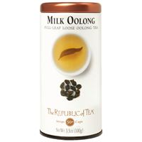 Milk Oolong Full-Leaf Loose Oolong Tea