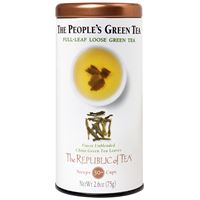 The Peoples Green Full-Leaf Loose Green Tea