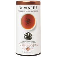 Keemun 1110 Full-Leaf Loose Black Tea