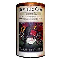 Republic Chai Display Tin