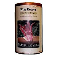 Wuyi Oolong Display Tin