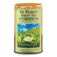 The Peoples Green Display Tin