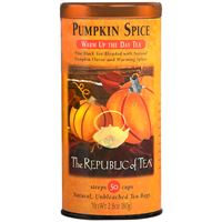 Pumpkin Spice Black Tea Bags