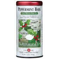 Organic Peppermint Bark Herb Tea