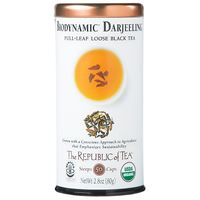 Biodynamic® Organic Darjeeling Black Full Leaf