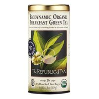 Biodynamic® Breakfast Green Tea