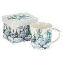 Snowy Owl Boxed Mug