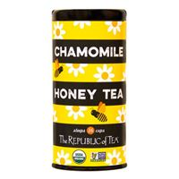 Chamomile Honey Herb Tea