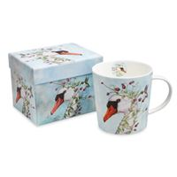 Birds of a Feather Boxed Mug