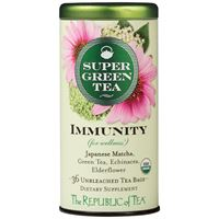 Organic Immunity SuperGreen Tea Bags