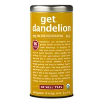 get dandelion - No. 20 Organic Herb Tea for Rejuvenation