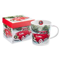 Red Rover Boxed Mug