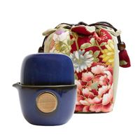 On the Fly Travel Tea Set