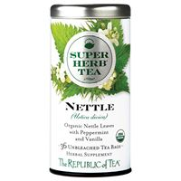 Organic Nettle SuperHerb Tea Bags