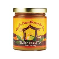 Vanilla Bean Honey for Tea 12 oz