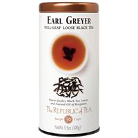 Earl Greyer Full Leaf
