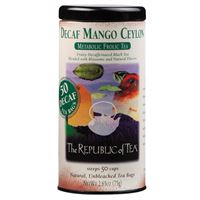 Mango Ceylon Decaf Black Tea