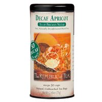 Apricot Decaf Fair Trade Certified