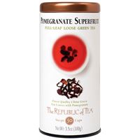 Pomegranate Green Tea Full Leaf