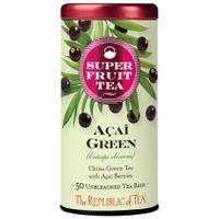 Organic Acai Green Superfruit Tea Bags