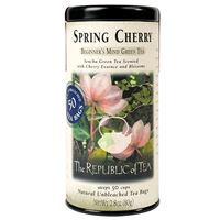Spring Cherry Green Tea