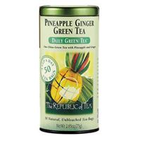 Pineapple Ginger Green Tea