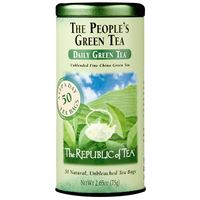 The Peoples Green Tea