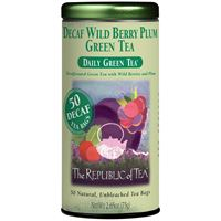 Wild Berry Plum Decaf
