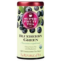Organic Blueberry Green Superfruit Tea Bags