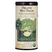 Organic USDA Mint Fields