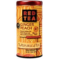 Ginger Peach Red Tea