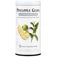 Pineapple Guava 100% White Tea