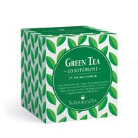 Green Tea Sampler Cube