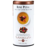 Rose Petal Tea Full Leaf