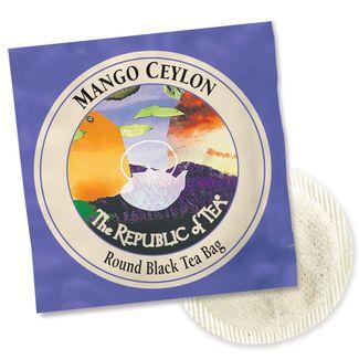 Mango Ceylon Tea Bag