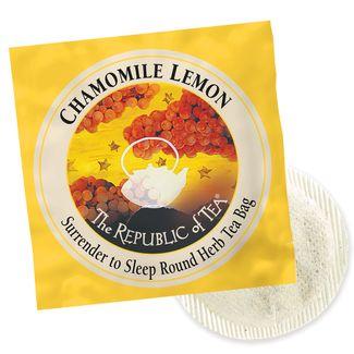 Chamomile Lemon Single Overwrap