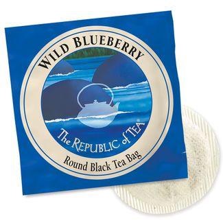 Wild Blueberry Fair Trade Single Overwrap | The Republic of Tea