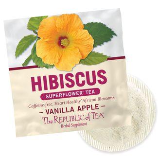 Vanilla Apple Hibiscus Single Overwrap